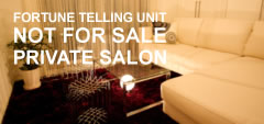 NOT FOR SALE Private Salon